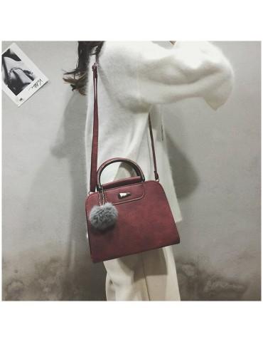 Stylish Women Elegant Faux Leather Handbag Shoulder Bags Crossbody Bags