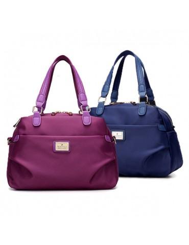 Nylon Lightweight Waterproof Handbag Shoulder Bags Crossbody Bag For Women
