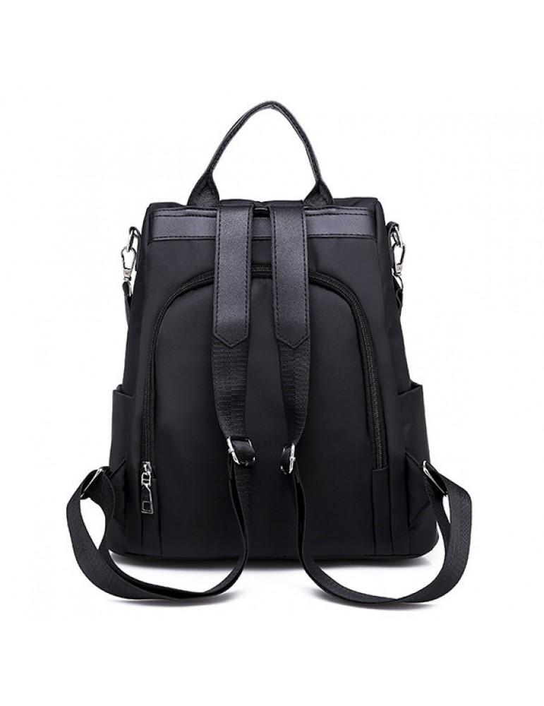 Women Waterproof Oxford Backpack Version Anti-theft Travel Bag