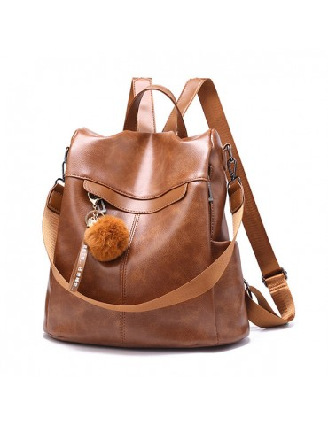 Multi-function Backpack Shoulder Bag For Women